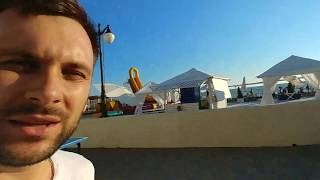 Почему не стоит купаться в море на пляже Ривьера? Отдых в Сочи. Продолжение трансляции