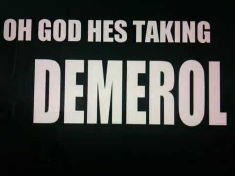 Michael Jackson clip about demerol from his song Morphine