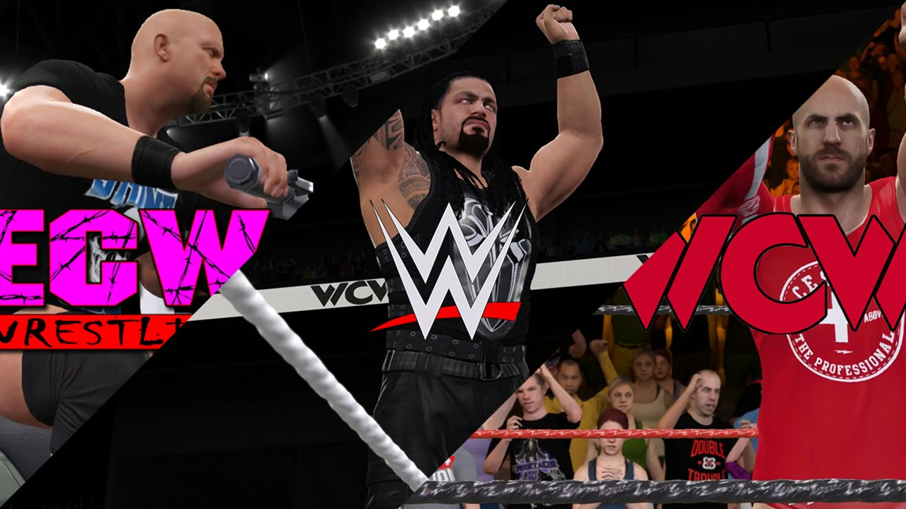 WWE 2K16 Universe Mode: Draft!...