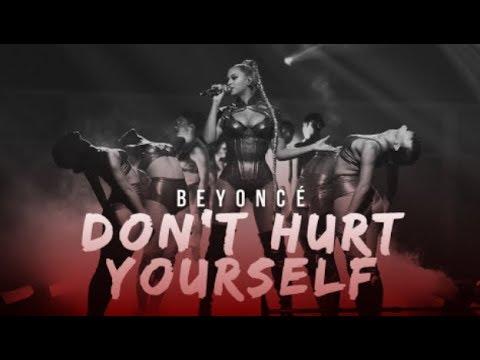 Don't Hurt Yourself (live) || Beyoncé || Traducida al español