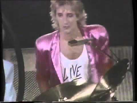 "Rod Stewart  ""Tonight He's Yours""  Live from the Los Angeles Forum 19 December 1981 Full Concert"