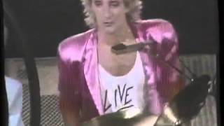 """Rod Stewart  """"Tonight He's Yours""""  Live from the Los Angeles Forum 19 December 1981 Full Concert"""