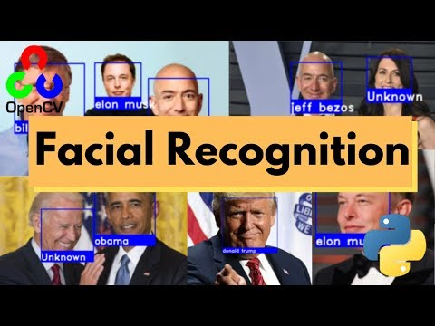 Python Face Recognition Tutorial w/ Code Download thumbnail