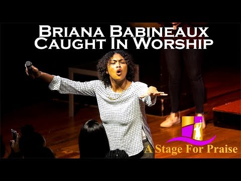 Briana Babineaux | He's Able, How He Loves Us + Testimony | European Praise
