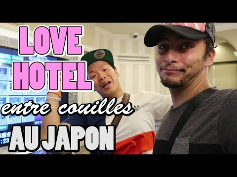 Vlog Japon DANS UN LOVE HOTEL AVEC NOBU