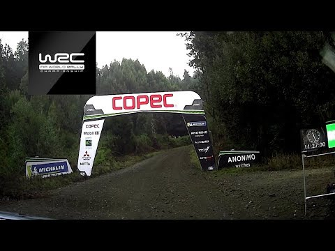 WRC - Copec Rally Chile 2019: Shakedown ONBOARD Neuville