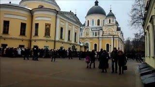 Покровский монастырь  Святая Матрона Московская  21 02 2016(Здравствуйте, дорогие подписчики видеоканала сайта