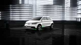 Audi A2 Concept Videos