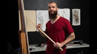 Secrets of Figure Drawing with Cesar Santos