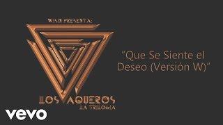 [3.85 MB] Wisin - Que Se Sienta el Deseo (Cover Audio)