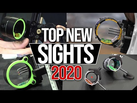 Top Bow Sights For 2020