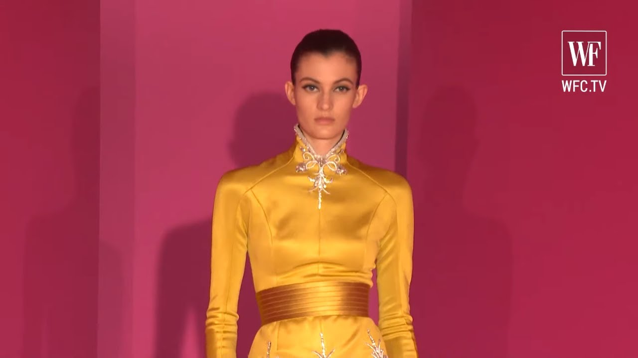 Alexis Mabille Haute couture FW 20-21 collection