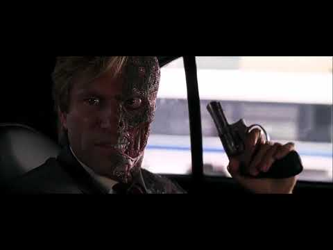 The Dark Knight All Of Two Face's Kills