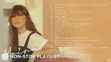 Moira Dela Torre | Non-Stop OPM Songs ♪