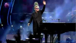 Elton John - Your Song feb 2013