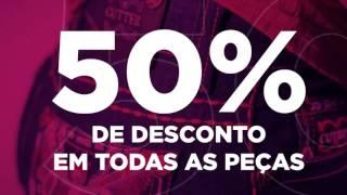 Coleção Covergirl 50% OFF