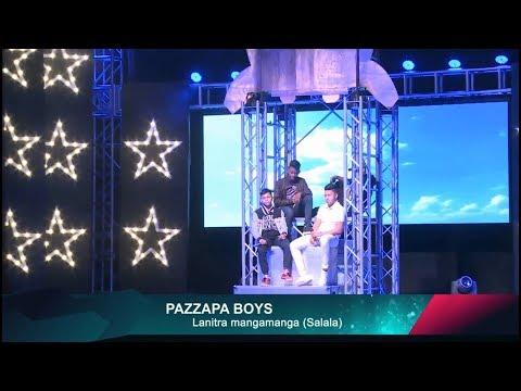 Pazzapa Boys Demi finale - Lanitra mangamanga (Salala)
