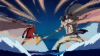Whitebeard VS Akainu English Dubbed