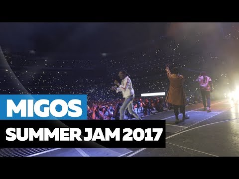 MIGOS LIVE AT HOT 97 SUMMER JAM 2017