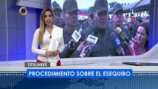 Titulares del Noticiero Estelar de Globovisión 19/06/2018
