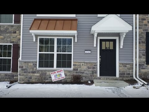 Central PA Townhomes for Rent: Enola Townhomes 3BR/2.5BA by Lehman Property Management