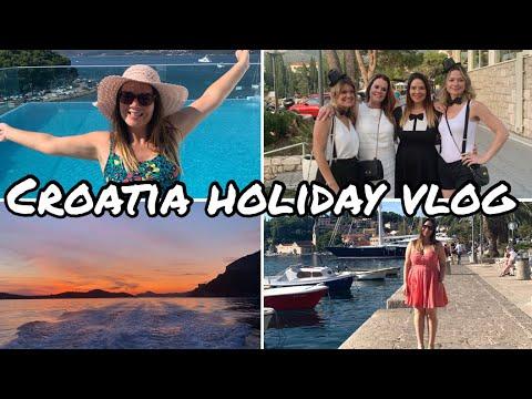 Weekend Vlog | Croatia | Dubrovnik | Cavtat | Holiday Vlog | Kate McCabe