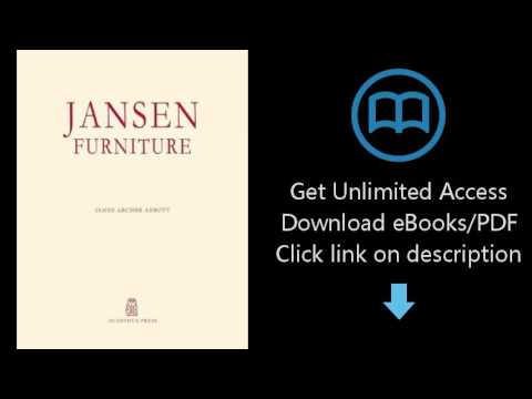 Download Jansen Furniture (20th Century Decorators) PDF