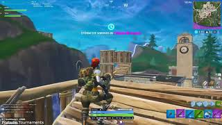 DAKOTAZ GETS 100% ACCURACY FORTNITE