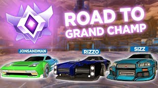 OUR ROAD TO GRAND CHAMP