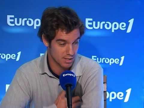 Richard Gasquet s'explique sur Europe 1 et sports.fr