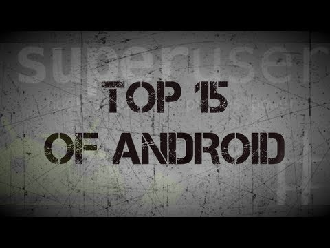 Best Top 15 Rooted Apps(Must Have) For Android 2013