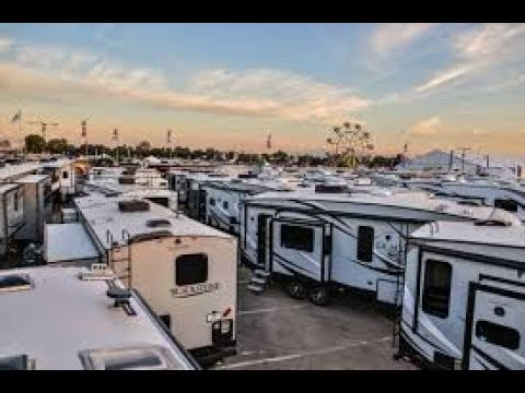 RV Show 2017 // Pomona, CA