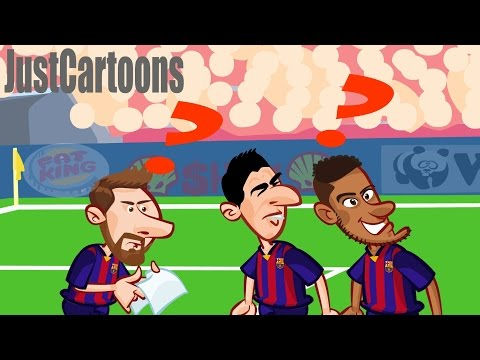 Malaga vs Barcelona  The Most Important Moments in 19 seconds