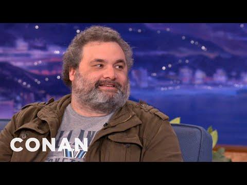 Artie Lange: Heroin Is Nothing Like Running - CONAN on TBS en streaming