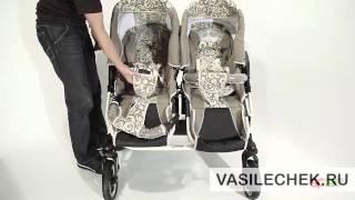arshan.net.ru Tako Jumper Duo обзор коляски для двойни (близнецов)