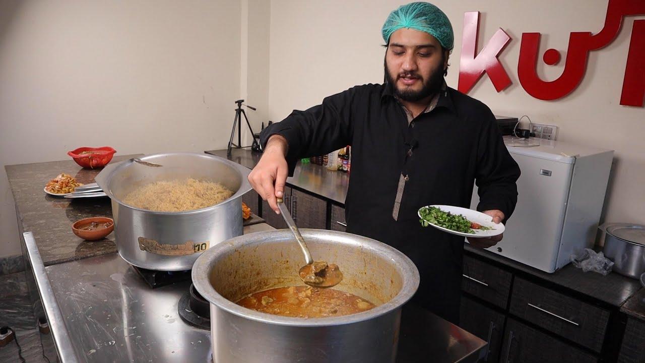 Dawaton kay Khany || Beef Yakhni Pulao and Degi Qorma || Desi Chef Workflow