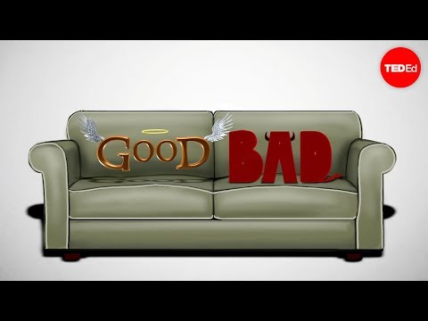 "Video image: The case against ""good"" and ""bad"" - Marlee Neel"