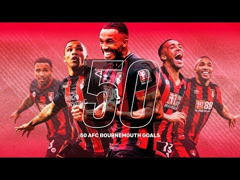 WILSON MILESTONE | All 50 AFC Bournemouth goals 💥