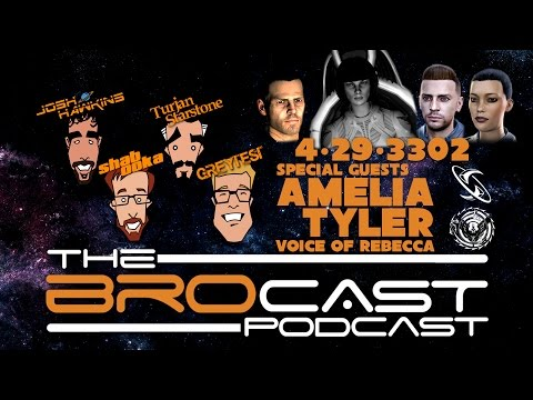 The BroCast - Salomé is Dead - Discussion with Special Guests Amelia Tyler & Jay Britton