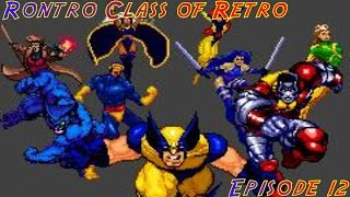 Class of Retro Episode 12 X-Men Reign of Apocalypse Super Hero Month #2