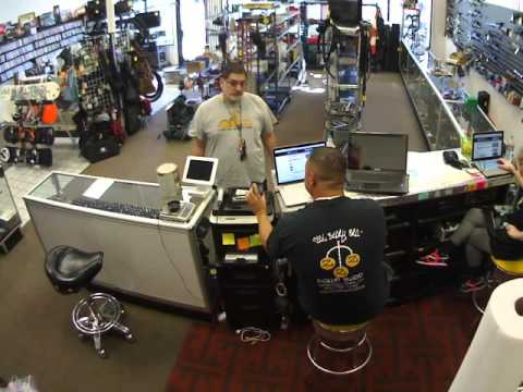 Guy trys to barter Viagra in ZZZ PAWN SHOP
