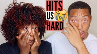 TRY NOT TO CRY CHALLENGE | Hits Close to Home (We BOTH Break Down)