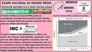 CURSO MATEMÁTICA ENEM 2016 QUESTÃO 180 PROVA ROSA RESOLVIDA EXAME NACIONAL ENSINO MÉDIO 2ª Aplicação