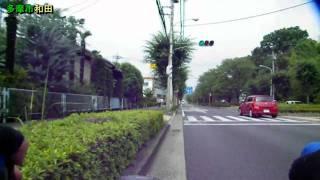東京都の野猿街道を走りました。自転車車載カメラで紹介いたします。 区間は、八王子駅南口手前の国道16号線交差点からです。終点は国立市の国立府中IC近く、国道20 ...