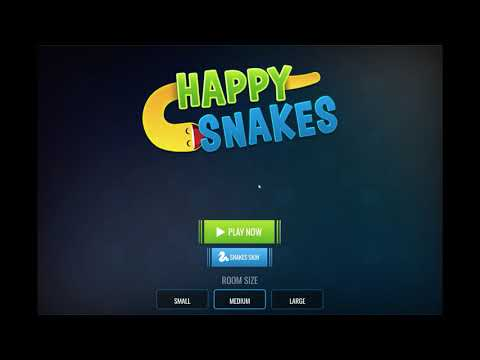 HAPPY SNAKES - Game Preview