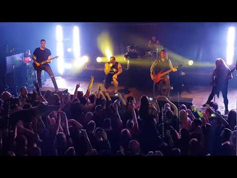 Any Given Day - Diamonds (Rihanna Cover) Live in Bochum, Germany 2017