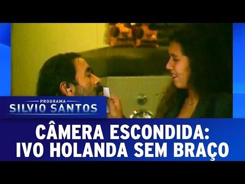 Câmeras Escondidas (21/02/16) - Ivo Sem Braço