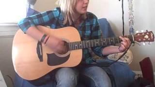 Breathe (2am) guitar cover