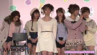 女性ファッション誌「LARME」と「ららぽーと」「TOKYO-BAY」とのコラボ...