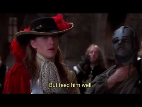 The Man in the Iron Mask Philippe's Revenge